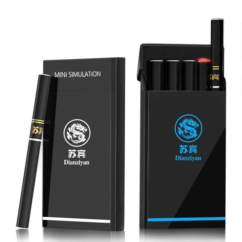 Электронные трубы пункта электронных сигарет Аутентичные костюмы большой дым ретро артефакт продукции от бросить курить