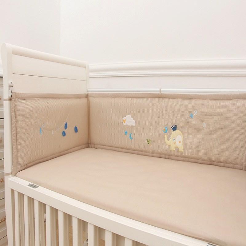尼宾比 κρεβάτι μωρό μου τα παιδιά γύρω από τέσσερις εποχές γενικά για το χειμώνα και το καλοκαίρι το μωρό της κρεβάτι αναπνεύσιμη μέτρα σύγκρουσης.