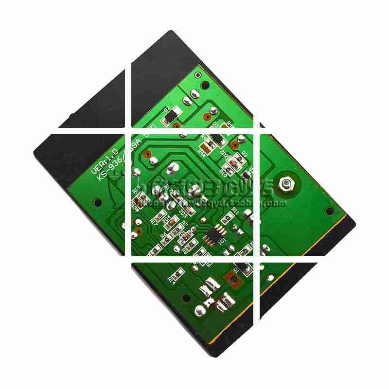 The main control system in electric iron fittings 5-needled controller board 936A969A soldering station temperature control circuit board