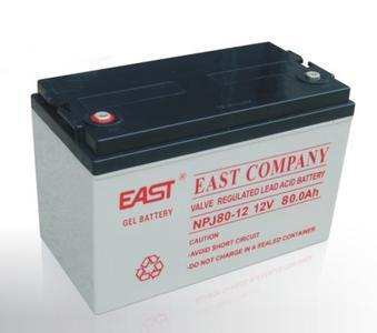 EAST UPS product company supporting EAST lead-acid battery NP65-12 low price genuine guarantee