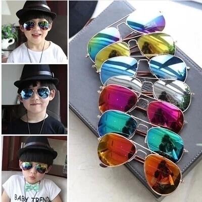 亲子儿童眼镜太阳镜男童墨镜女童潮眼睛宝宝蛤蟆遮阳六一节礼物
