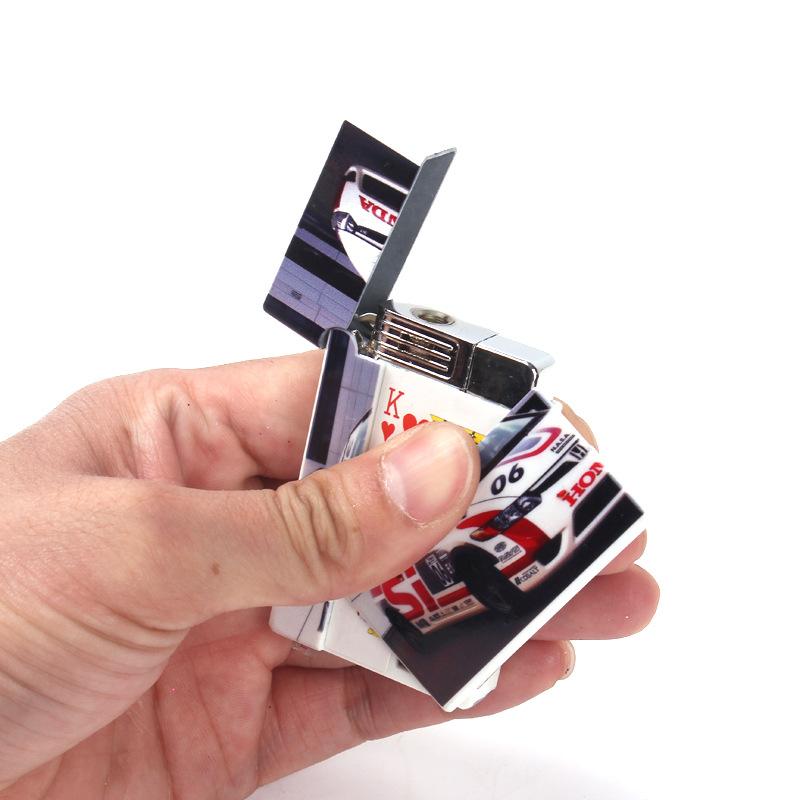 創意玩具充氣整蠱整人撲克牌電人稀奇古怪的小玩意創意禮物
