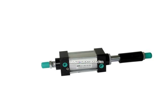 กระบอกลมมาตรฐาน SCJ80X75-50 / SCJ80X75-50-S แม่เหล็ก