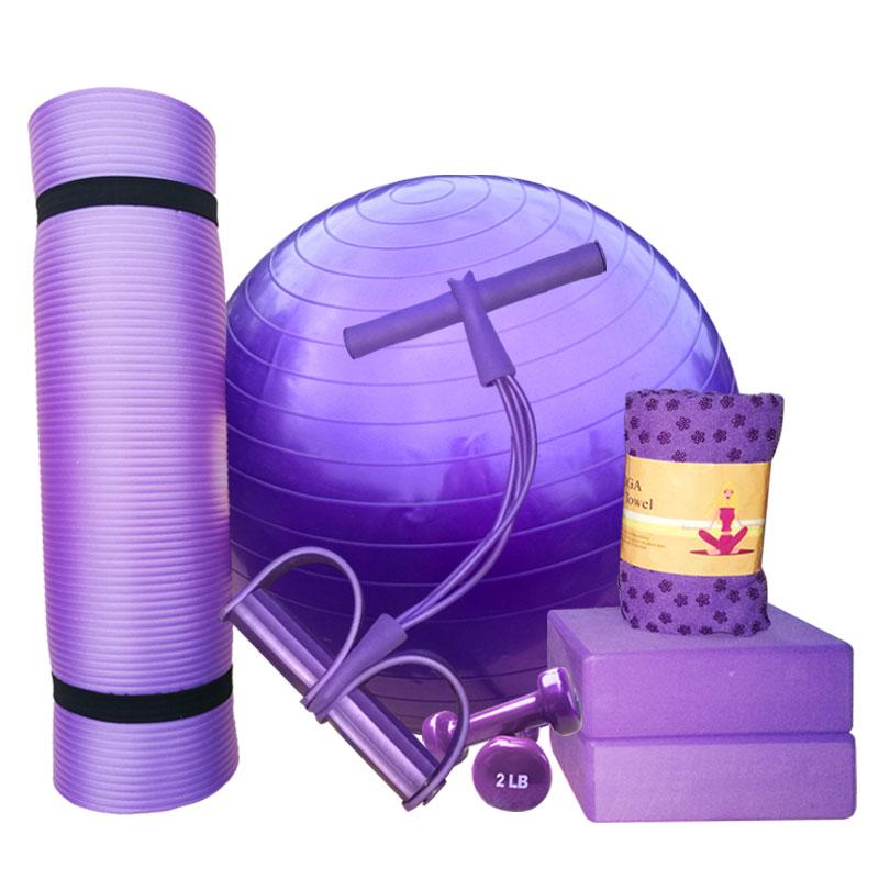 La explosión de la línea de la pelota de yoga el chaleco de movimiento bola de equilibrio de peso pelota la pelota la pelota de yoga