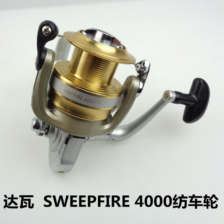 Daiwa/ dayi watt SWEEPFIRE spinnrad rad - floß angeln fischereifahrzeug angelrute Special thread