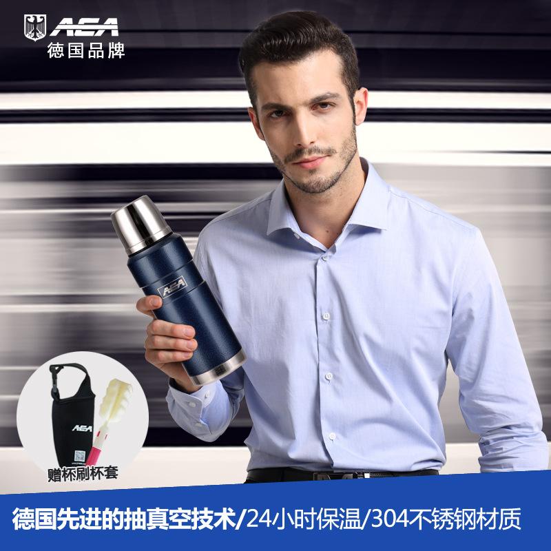 Кубок Германии AEA пуля теплоизоляции из нержавеющей стали, г - жа учащихся мужчин кубок 500мл двухэтажный вакуум
