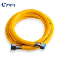 Natural gas ripple 304 fittings, stainless steel stove, explosion proof gas hose, water heater coal