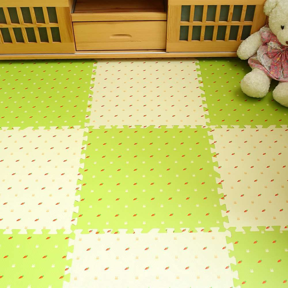 Rental homes children puzzle mats with new tatami crawling pad Japanese bedroom places