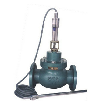 ZZWP self heating temperature control valve YZW hot water and cold steam temperature control valve for heating and casting steel sensor