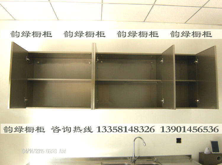 Custom free stainless steel overall cabinet, Jiangdu district free door-to-door measurement and delivery to the home and installation