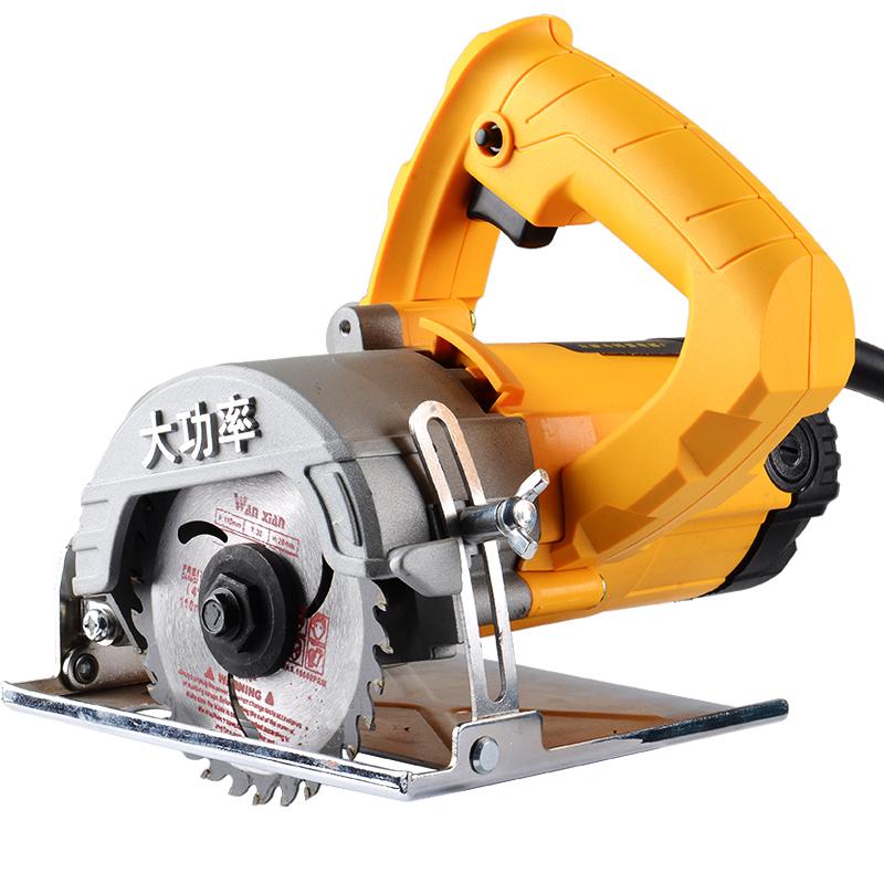 Multi - funktions - wasserkraft staubfreien schneidemaschine, die einmal MIT laser - Einem Beton - keine toten Winkel der wände der Maschine