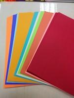 Màu giấy phô - tô màu bằng tay, gấp giấy A4 A3 màu giấy thủ công của trẻ em hoặc Origami 10 màu giấy thủ công
