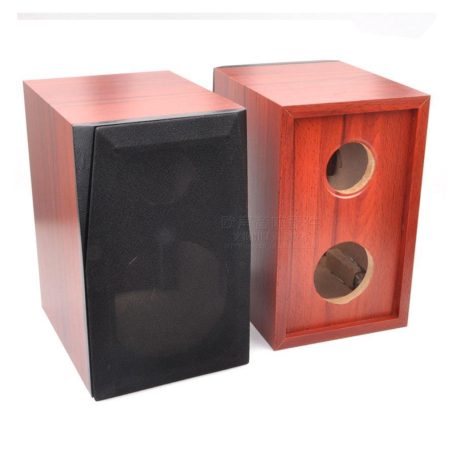 65インチスピーカーセットを体にご寸スピーカー殻木質スピーカーキャビネット箱箱体架貼って皮