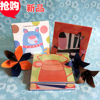 The new 9.6cm origami origami DIY handmade paper love origami origami origami Origami