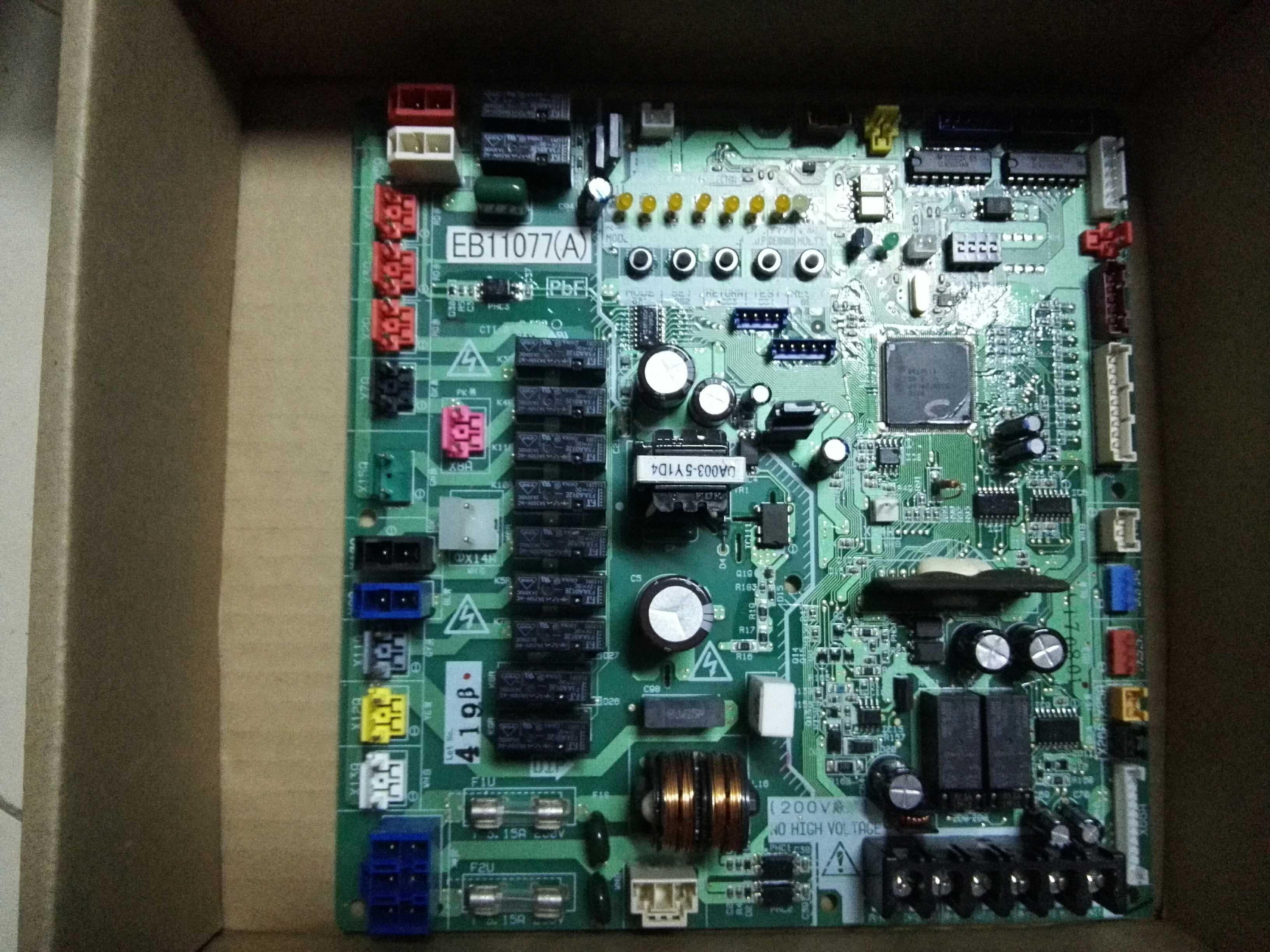 Daikin klimaanlagen - Master Control Board EB11077 außerhalb der Maschine
