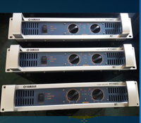 Used Yamaha/ YAMAHA 2500s professional power amplifier /KTV power amplifier / post power amplifier, second hand sound, used power amplifier console