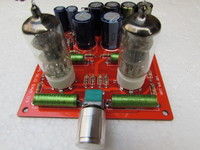 6J1 bile before the CPI level have a fever in tube amp tube amplifiers front buffer plate DIY Kit