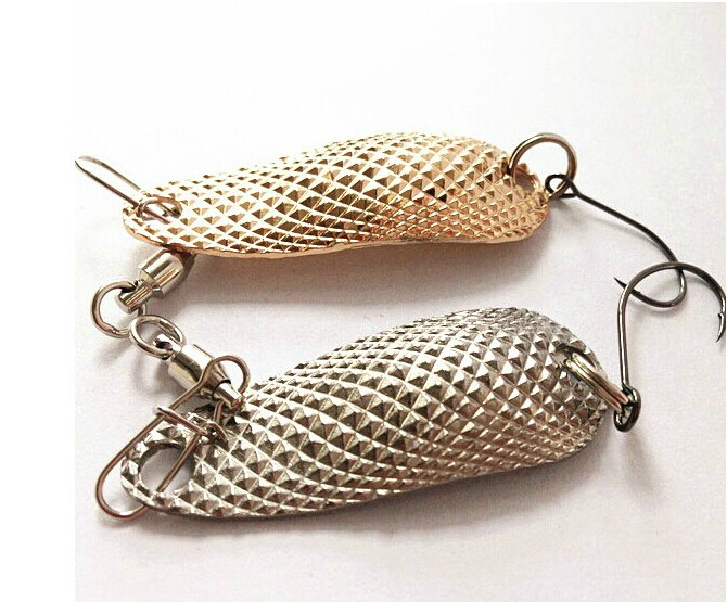 Diamond king dipper road and tin tin classic bait culter Sequin sequins snakehead perch