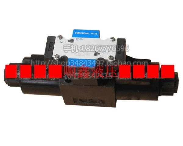 Hidráulica válvula de solenóide válvula durável de Alta qualidade DSV-C02-3C4-A220-12