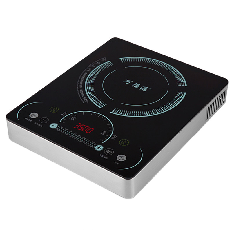 3500W stir electromagnetic oven special offer domestic intelligent electromagnetic stove waterproof touch