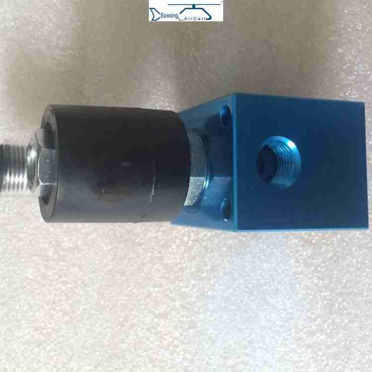 Válvula hidráulica de cartucho de válvula tipo de tubo se inserta la válvula solenoide de 2068 tubo de descarga de la válvula de solenoide de la válvula de presión Válvula de retención