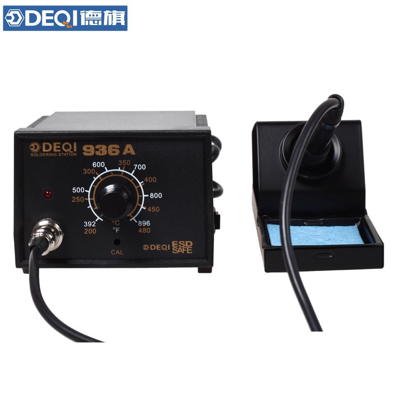 936a antistatic soldering station 936 Taiwan welding iron 60W thermostat electric iron part of shipping