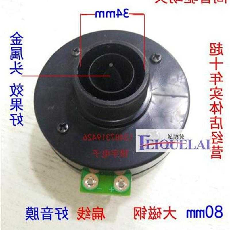 Personalized package youchan speaker tweeter horn speaker core stage driving video creative appliances