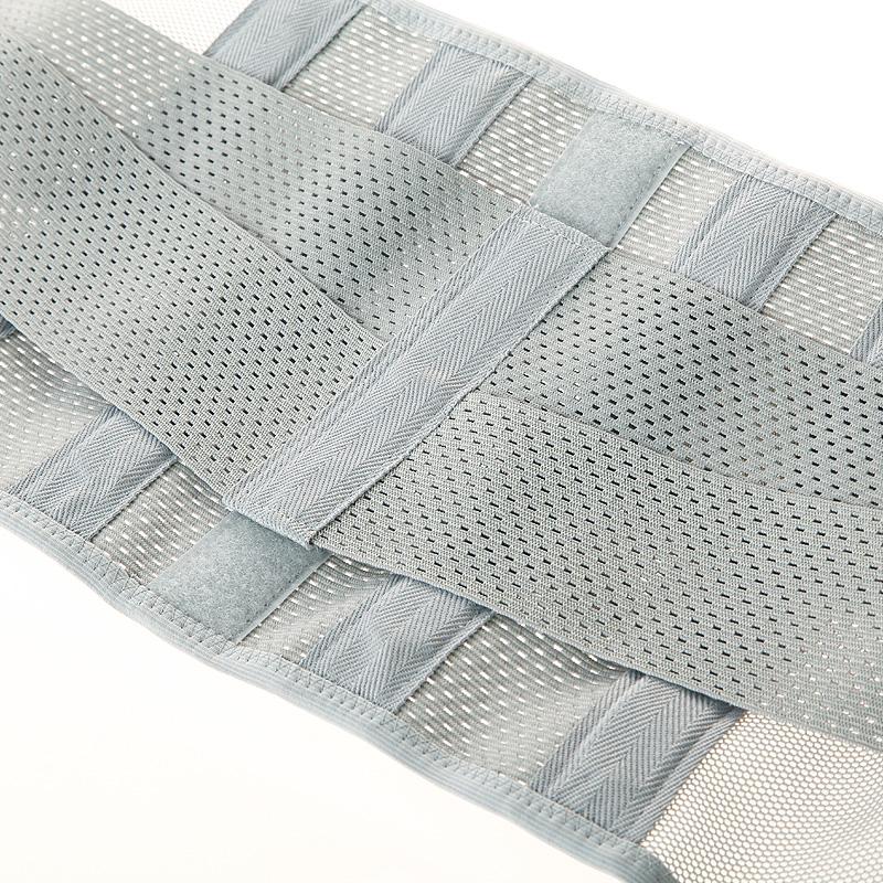 SINCEREDO /圣迪奥護ベルト夏モデルを支える軽薄鋼板暖かい宮護胃男さん通気