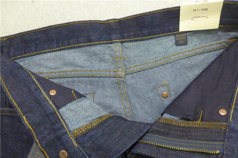 007孟加拉 布克兄弟 Brooks Brothers 16年新款商务休闲牛仔裤