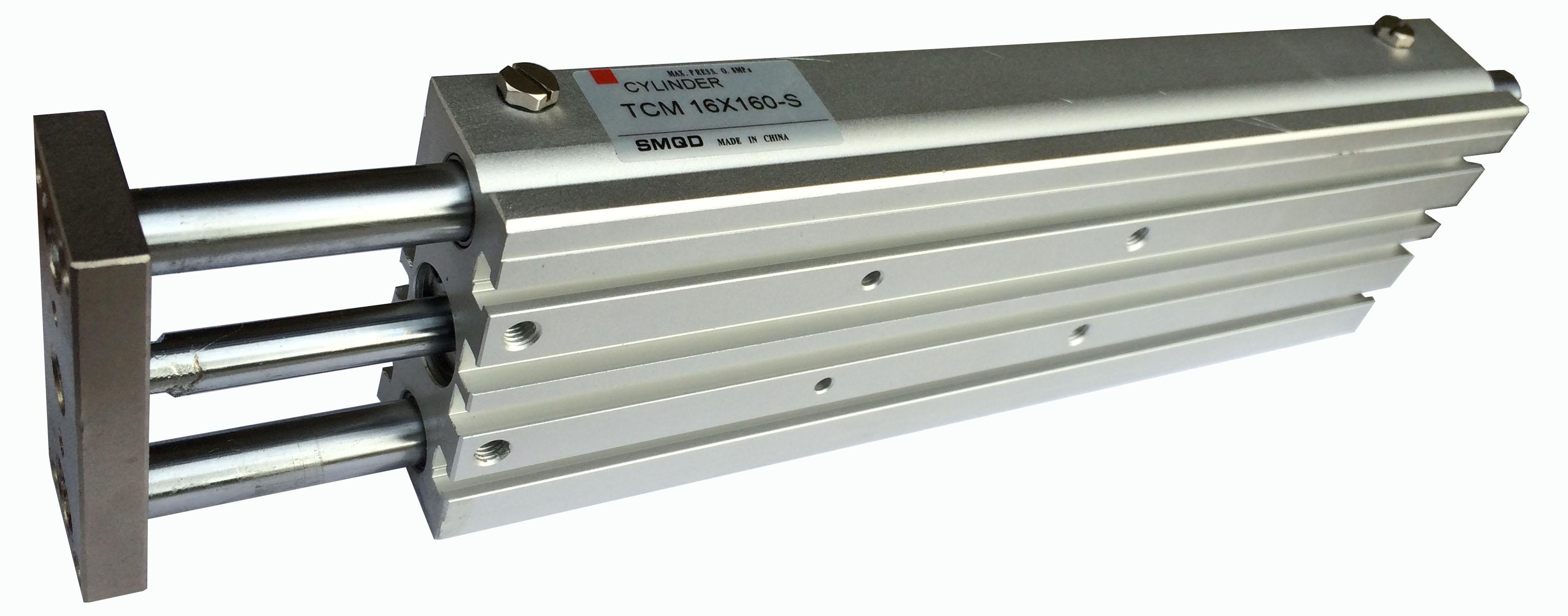 високо качество на три оси род серия цилиндър прецизно водач TCM16X160-S директни продажби (de гост тип)
