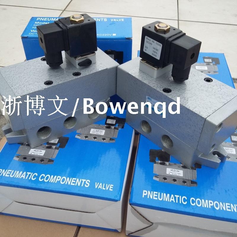 Elektronisch gesteuerte ventile Q24DH-10 3 / 8 - ventil AC220VDC24V drei punkte