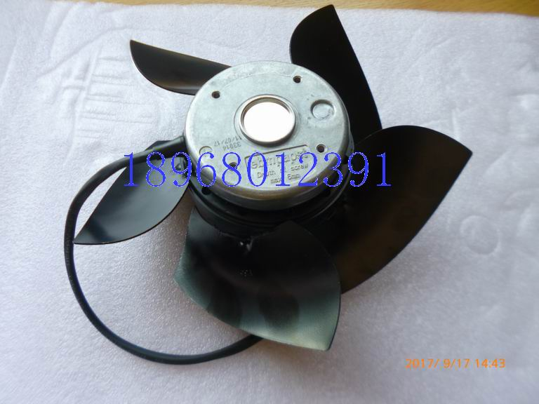 zbrusu nový siemens 1PH713 série vřetenového motoru chladicí ventilátor M2D068-CF