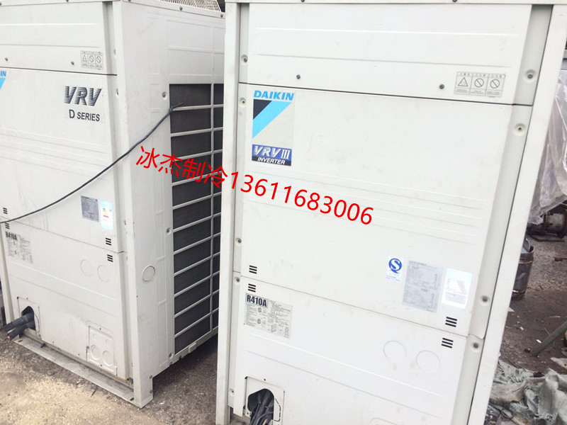 Used Daikin Air conditioner outdoor unit < heat pump >RHXYQ8AB frequency conversion multi online Daikin 8P central air conditioning