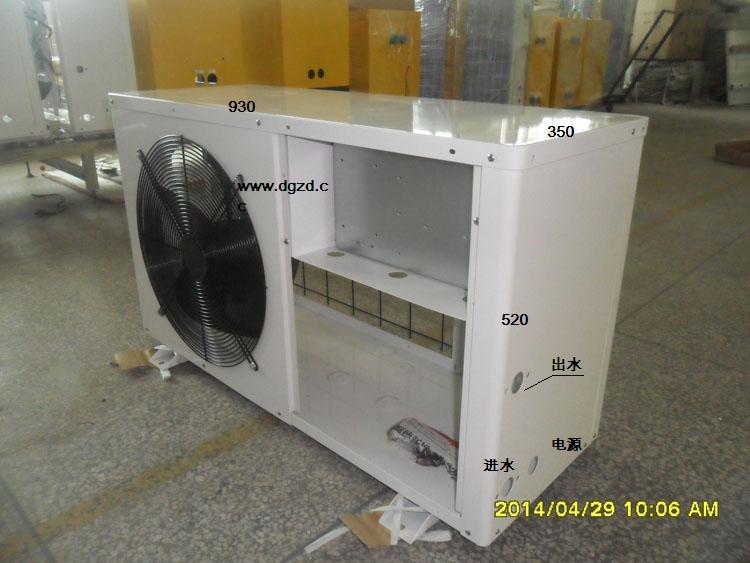 小さん匹ヒートポンプ 小3 P空がヒートポンプ板金 熱ポンプ給湯器殻 熱ポンプ給湯器キャビネット