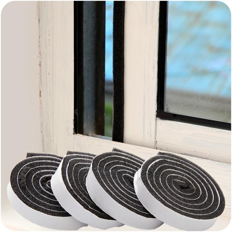 Self-adhesive sealing strip for door and window door door bottom wind thermal insulating glass door window with sound insulation waterproof tape