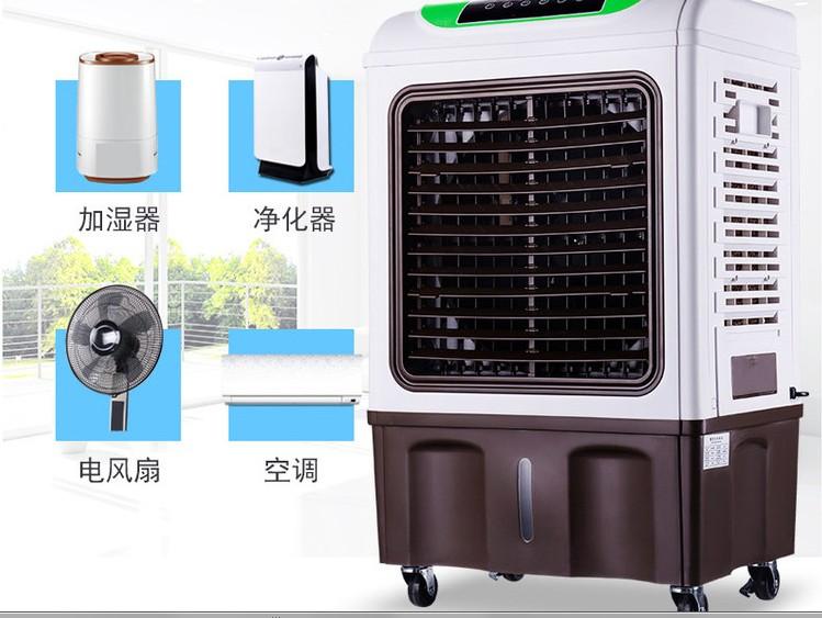 De koeler van Air - conditioning mobiele milieubescherming industriële installaties voor airconditioning huishoudelijke koelkasten commerciële water BAR koud.