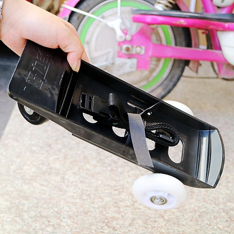 däck för att rädda el cart - motorcykel med punktering när släpfordonet utryckningsfordon booster.