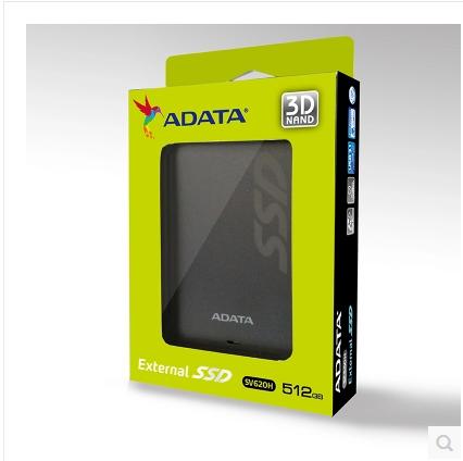 AData/ a - data mobile festplatte 256GSV620HSSD solid - State - mobile festplatte SSD tragbare