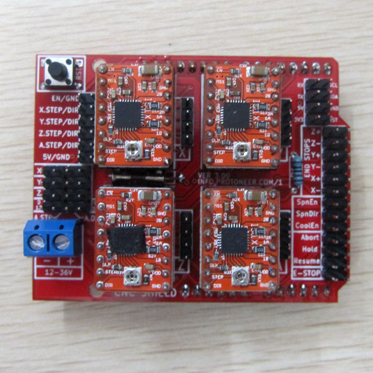 ProtoShield for Arduino Pro Mini - DEV-09709