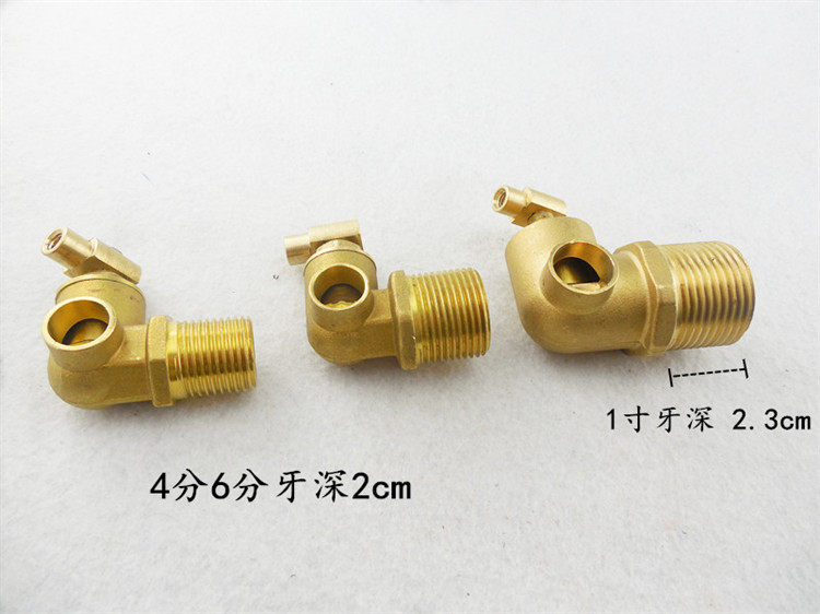 High tower brass water level control valve, water tower, ceramic plate, copper core, all copper quick open universal stainless steel float valve