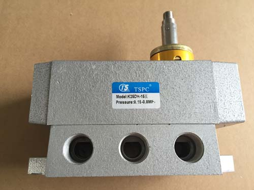 K series electronic control valve K25DH-15/10/15 round head ordinary