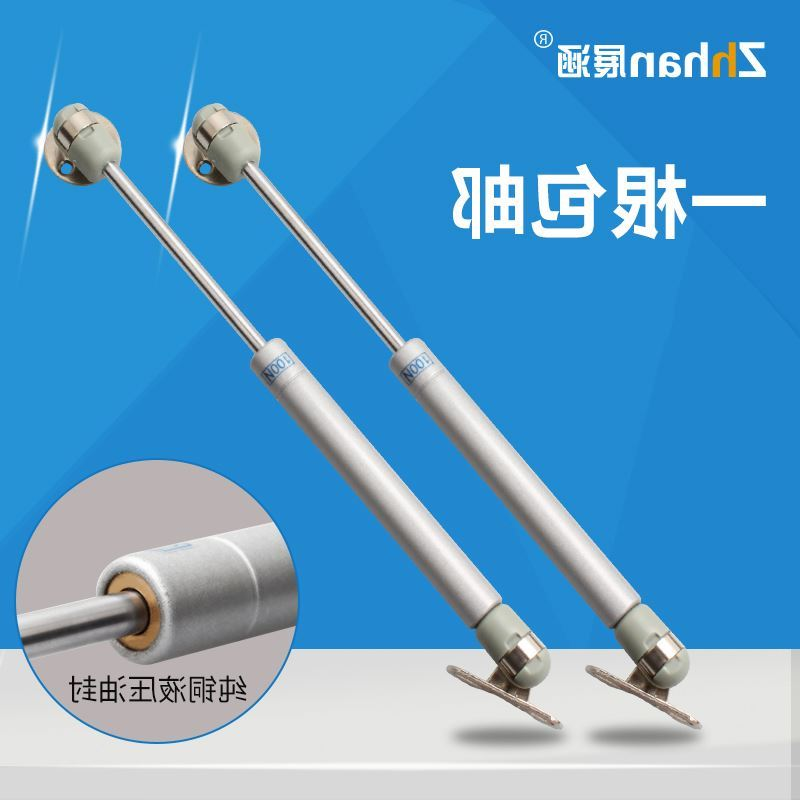 Telescopic boom, hydraulic strut, pneumatic rod, pneumatic rod, air spring support rod, up and down telescopic boom