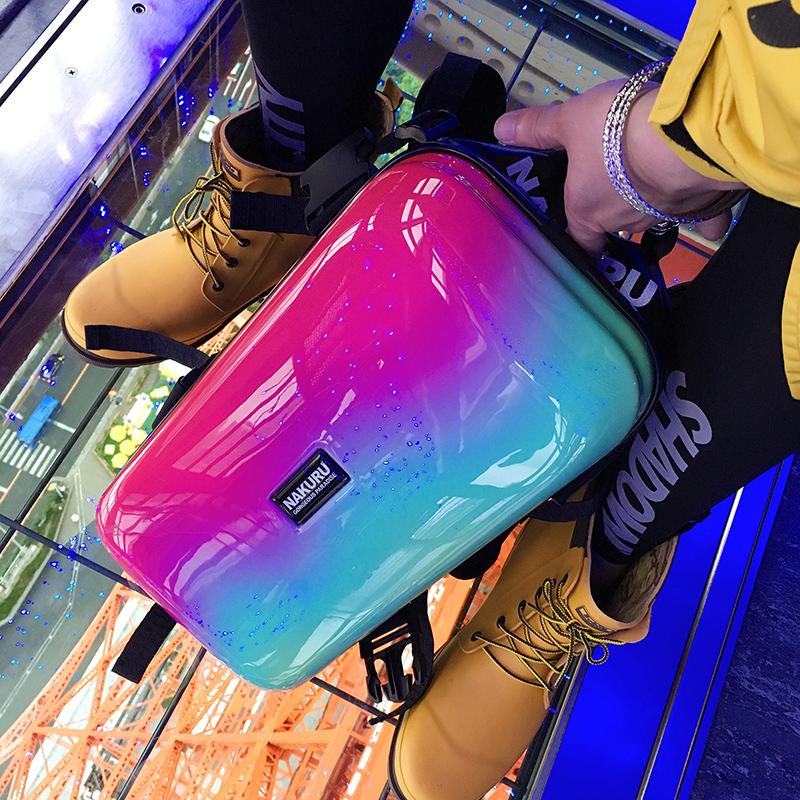 NAKURU短途旅行包运动包女手提包行李包旅游包行李袋原创健身包男