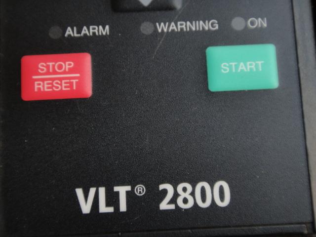Danfoss frequency converter VLT2800 inquiry