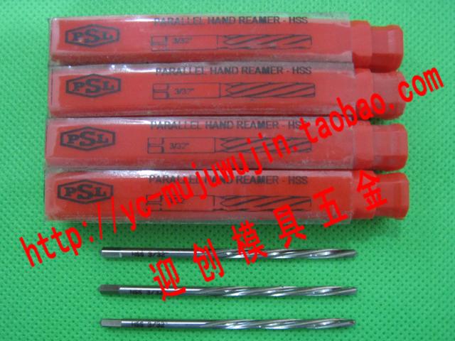 Venda de mão de aço rápido HSS authentic American PSL 5.5,6.0,6.5,7.0,7.5,8.0 escareador EM aço de Alta Velocidade