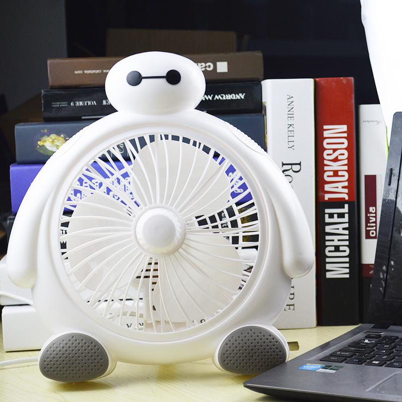 Sitting on the bed clip a small student dormitory quiet small fan fan fan Mini desktop office