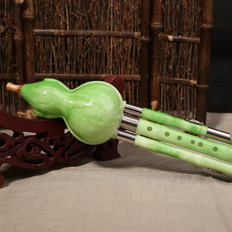 Die post bakelit hulusi MIT C - bb anfänger in erwachsenen zu spielen - musikinstrumente für Kinder, Schüler und studenten