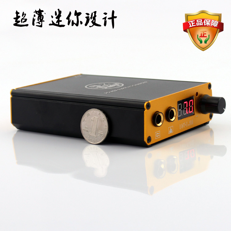 - tiger mobilne tetovažo napajanje zaklad tipa digitalni regulator stikalo akumulatorske adapter tetovažo x2.