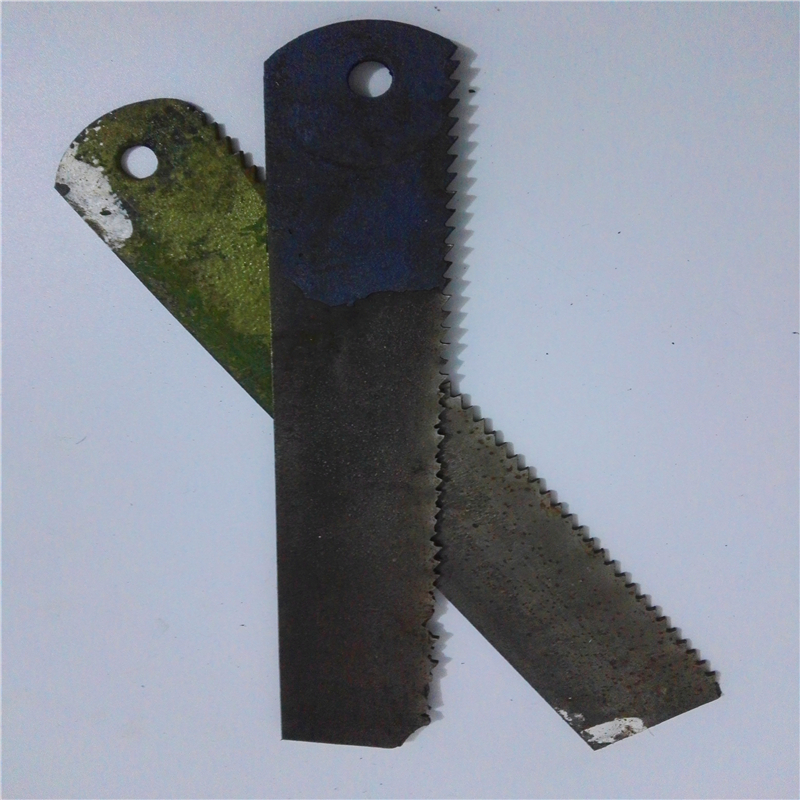 Shanghai Feng just saw high speed steel machine saw blade with front just blank knife blade 200*38*1.8W9