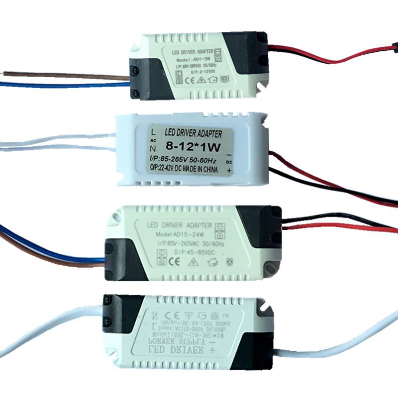 1-36W sterownika diod led światło o stałym natężeniu światła reflektorów 220v izolacji transformatorów ospa zasilania statecznika.